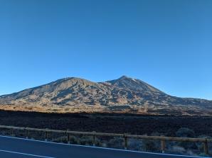 El Tiede, Tenerife